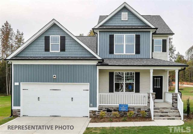 11 Heathgreen Drive, Clayton, NC 27527 (#2248355) :: The Perry Group