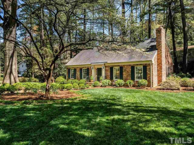 905 Davidson Street, Raleigh, NC 27609 (#2248357) :: The Perry Group