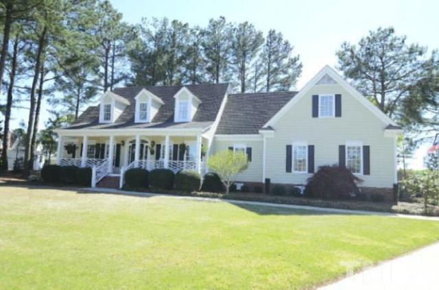 4608 N Pine Needles Lane, Wilson, NC 27896 (#2248368) :: The Jim Allen Group