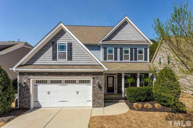 1212 Barnford Mill Road, Wake Forest, NC 27587 (#2248381) :: The Jim Allen Group