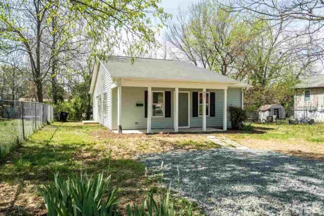822 Gerard Street, Durham, NC 27701 (#2248389) :: The Perry Group