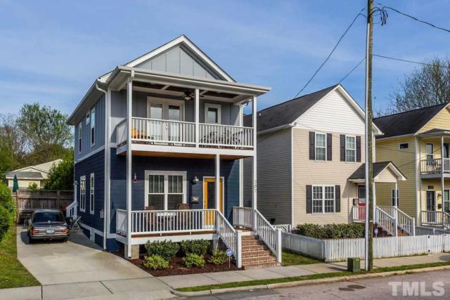 207 Camden Street, Raleigh, NC 27601 (#2248419) :: Dogwood Properties