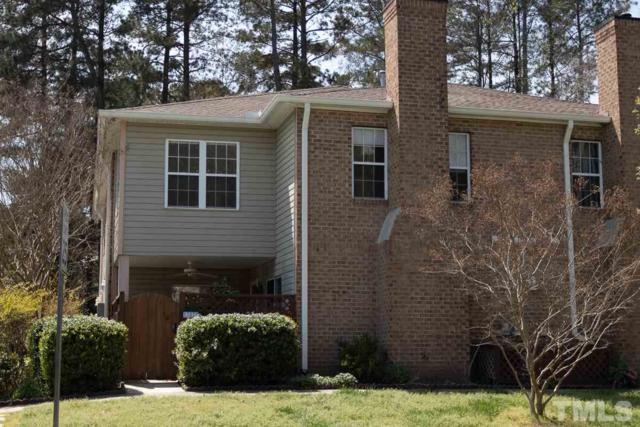302 Summerwalk Circle #302, Chapel Hill, NC 27517 (#2248422) :: The Jim Allen Group