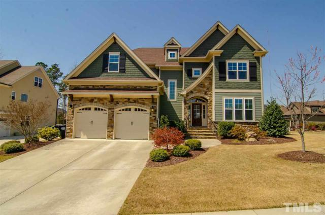 5733 Lord Granville Way, Rolesville, NC 27571 (#2248427) :: Spotlight Realty