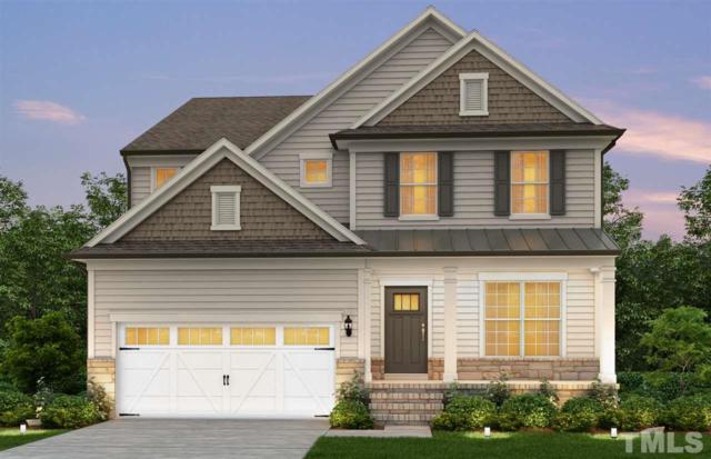 2607 Bordwell Ridge Drive Jmg Lot 10, Apex, NC 27562 (#2248431) :: The Perry Group