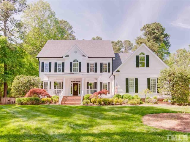 4129 White Chapel Way, Raleigh, NC 27615 (#2248437) :: Marti Hampton Team - Re/Max One Realty