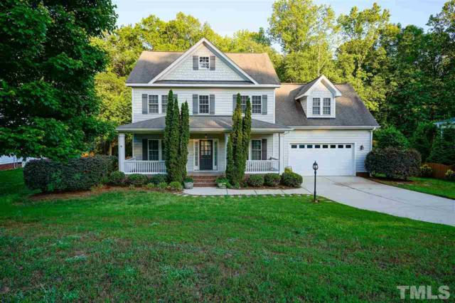8605 Glade Hill Drive, Apex, NC 27539 (#2248438) :: Raleigh Cary Realty