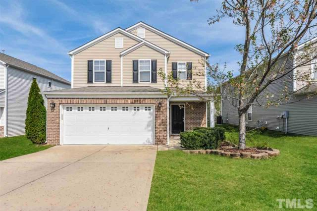 1507 Kingman Drive, Knightdale, NC 27545 (#2248439) :: The Perry Group