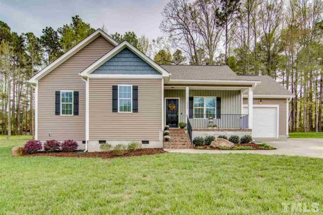 102 Bluegrass Drive, Oxford, NC 27565 (#2248448) :: The Perry Group
