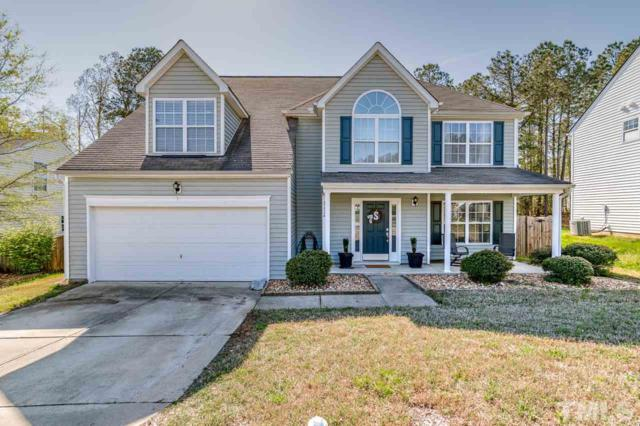 617 Holly Thorne Trace, Holly Springs, NC 27540 (#2248467) :: Spotlight Realty