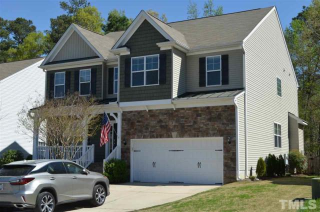 401 Covenant Rock Lane, Holly Springs, NC 27540 (#2248500) :: The Amy Pomerantz Group