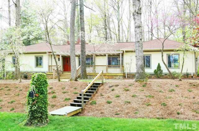 2117 Windy Woods Drive, Raleigh, NC 27607 (#2248502) :: The Perry Group