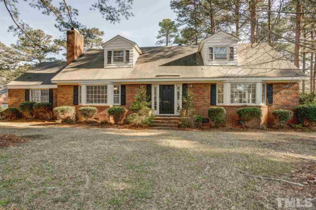 3408 Woodlawn Road, Rocky Mount, NC 27804 (#2248520) :: The Perry Group
