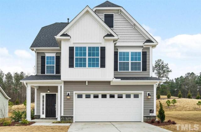 1117 Matisse Drive, Fuquay Varina, NC 27526 (#2248575) :: Marti Hampton Team - Re/Max One Realty