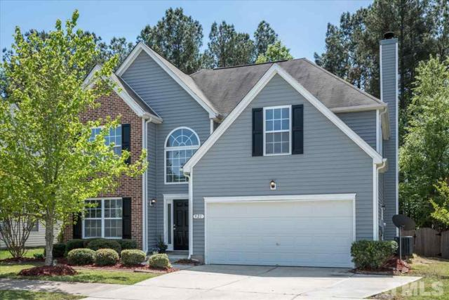 921 Avent Meadows Lane, Holly Springs, NC 27540 (#2248615) :: Marti Hampton Team - Re/Max One Realty