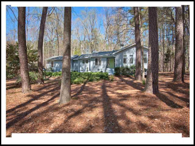 10 Wedgewood Road, Chapel Hill, NC 27514 (#2248687) :: The Perry Group