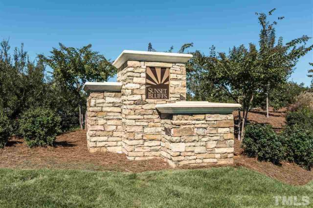 2424 Glade Mill Court Lot 193, Fuquay Varina, NC 27526 (#2248714) :: The Perry Group