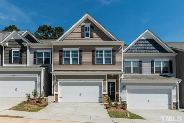 6342 Grace Lily Drive #34, Raleigh, NC 27607 (#2248748) :: The Jim Allen Group