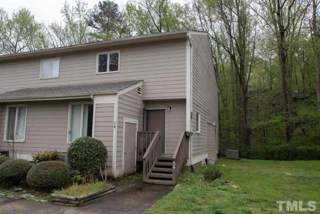 250 S Estes Drive #54, Chapel Hill, NC 27514 (#2248760) :: The Jim Allen Group