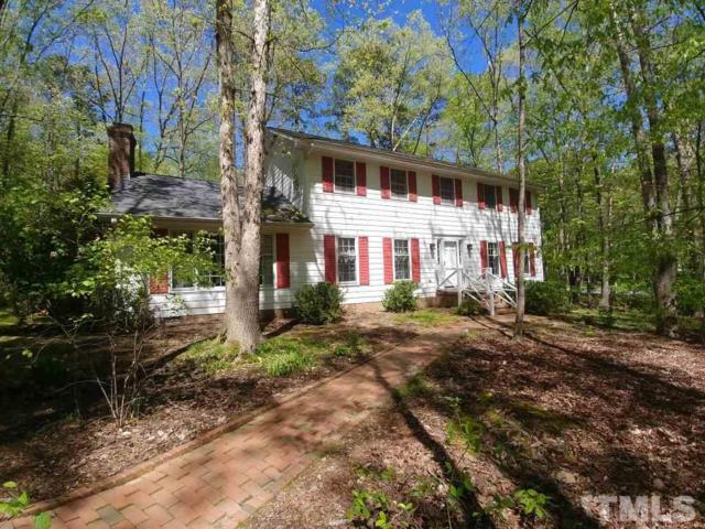 396 Lakeshore Lane, Chapel Hill, NC 27514 (#2248783) :: The Perry Group