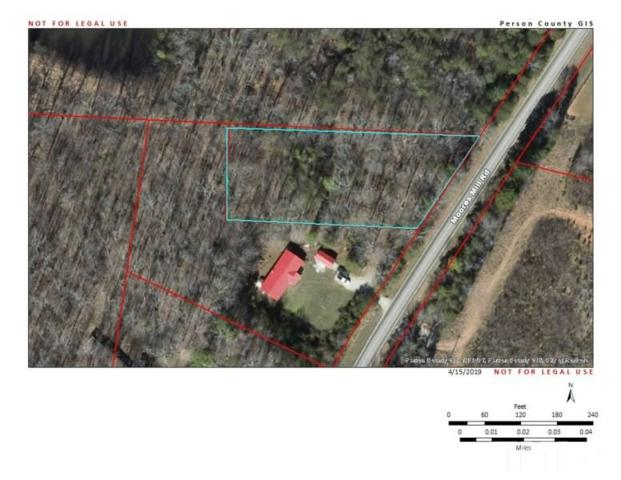 Moores Mill Road, Rougemont, NC 27572 (#2248786) :: The Amy Pomerantz Group