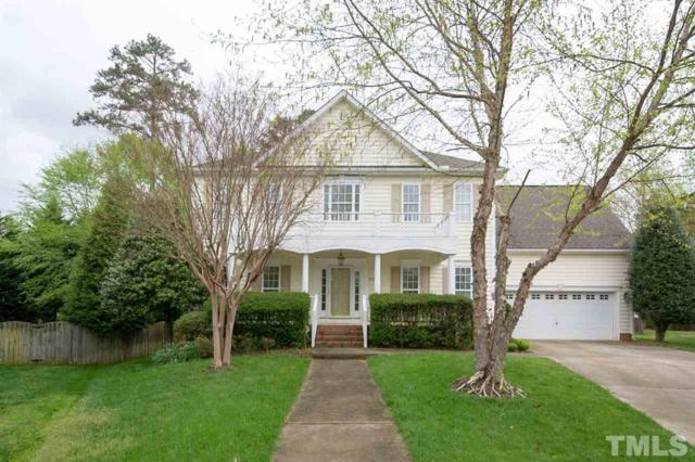 2536 Gregmoor Court, Raleigh, NC 27614 (#2248814) :: The Perry Group