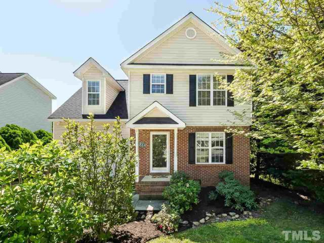 524 Arbor Creek Drive, Holly Springs, NC 27540 (#2248830) :: The Amy Pomerantz Group
