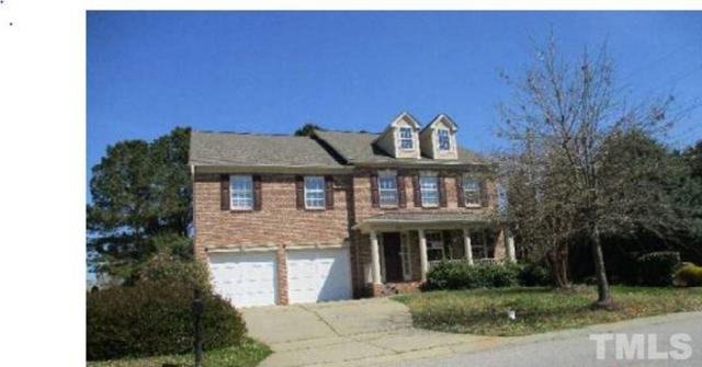 206 Olive Field Drive, Holly Springs, NC 27540 (#2248864) :: The Amy Pomerantz Group