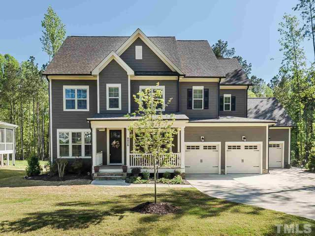 8808 Knights Union Way, Wake Forest, NC 27587 (#2248866) :: Morgan Womble Group