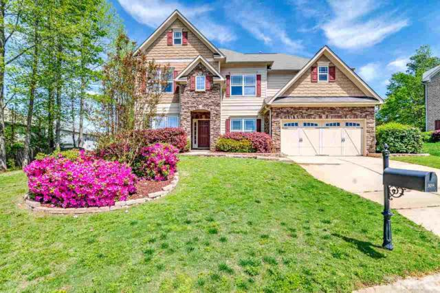 108 Holly Glen Court, Holly Springs, NC 27540 (#2248899) :: The Amy Pomerantz Group
