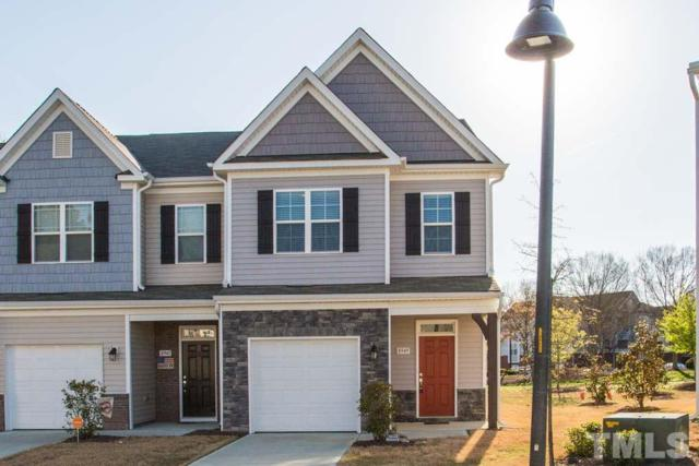 8949 Commons Townes Drive #12, Raleigh, NC 27616 (#2248914) :: The Jim Allen Group