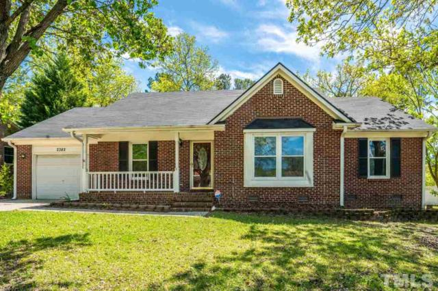 2382 Riverchase Drive, Fayetteville, NC 28306 (#2248928) :: RE/MAX Real Estate Service
