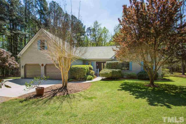 5116 Beaver Creek Road, New Hill, NC 27562 (#2248930) :: Raleigh Cary Realty