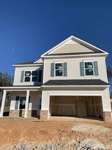38 Neuse Bluff Circle #77, Clayton, NC 27527 (#2249004) :: The Perry Group