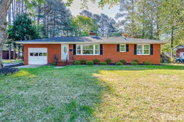 1205 Highland Road, Garner, NC 27529 (#2249028) :: The Jim Allen Group