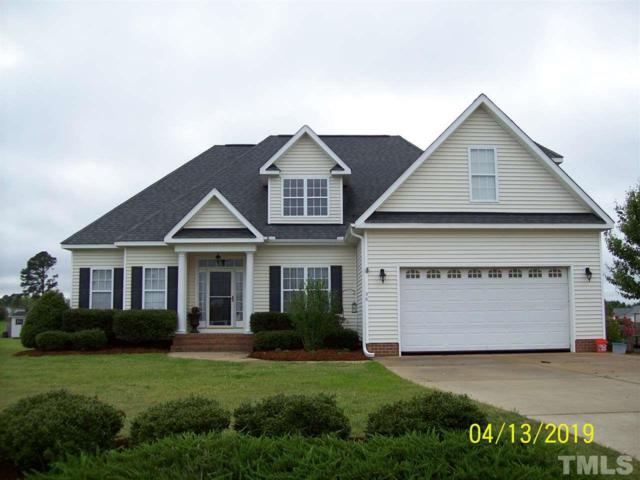 36 Courtney Circle, Four Oaks, NC 27524 (#2249052) :: The Perry Group
