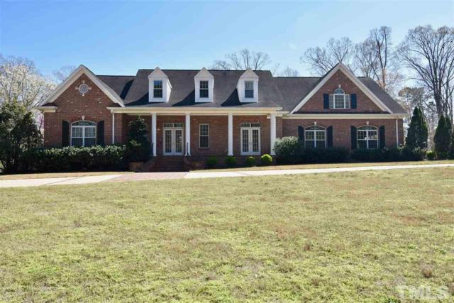8109 Woodcrest Court, Fuquay Varina, NC 27526 (#2249072) :: The Perry Group