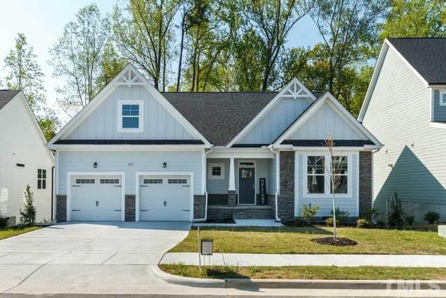 412 Cedar Pond Court, Knightdale, NC 27545 (#2249108) :: The Jim Allen Group