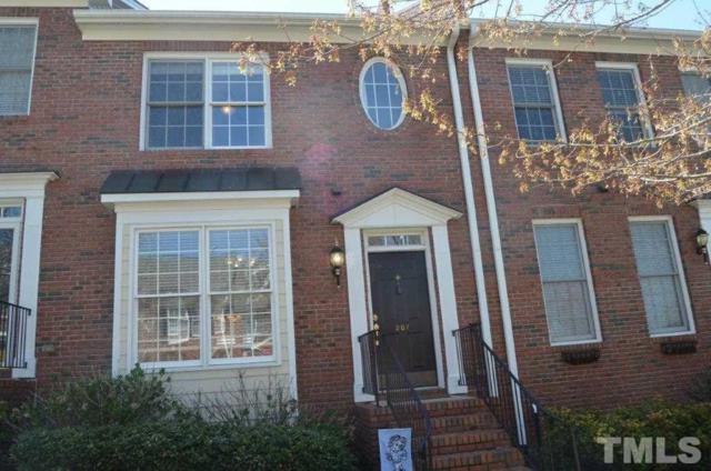 207 Brookgreen Drive #207, Chapel Hill, NC 27516 (#2249183) :: The Amy Pomerantz Group