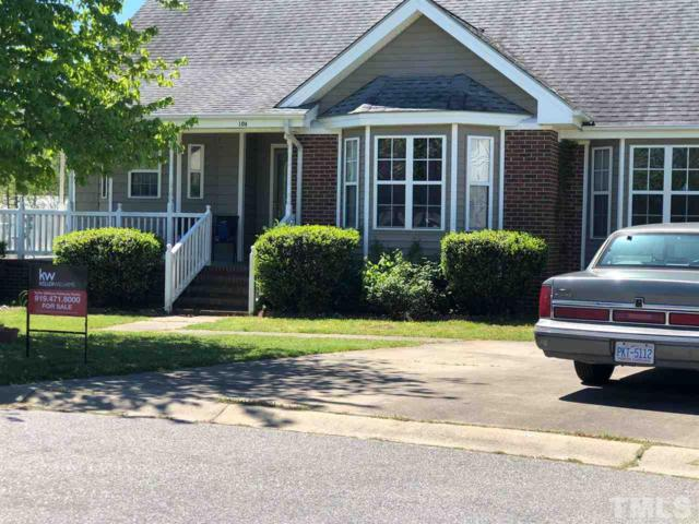 108 Knight Court, Rocky Mount, NC 27801 (#2249206) :: Marti Hampton Team - Re/Max One Realty