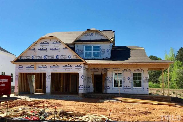 712 Twin Star Lane Lot 184, Knightdale, NC 27545 (#2249228) :: Morgan Womble Group