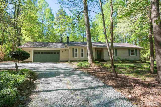 917 Cardens Creek Drive, Durham, NC 27712 (#2249239) :: Spotlight Realty