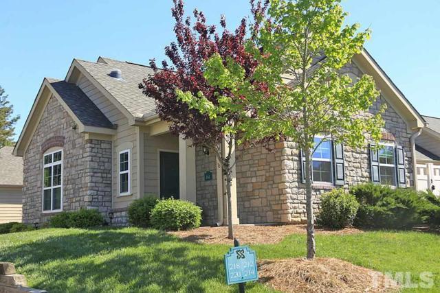 212 Culp Hill Drive #212, Chapel Hill, NC 27517 (#2249243) :: The Amy Pomerantz Group