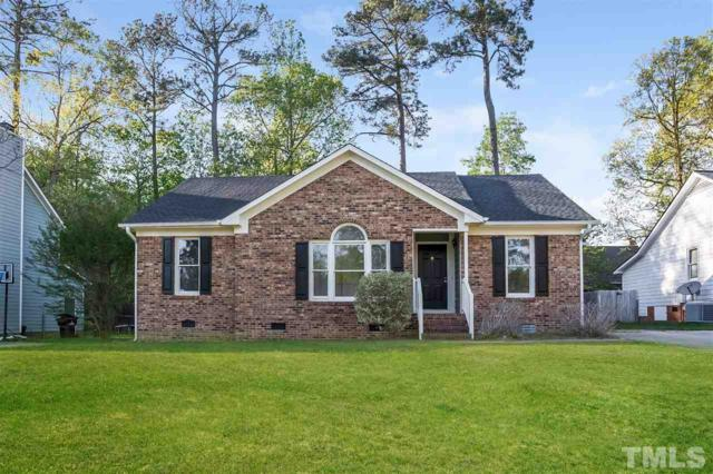 5305 Baywood Forest Drive, Knightdale, NC 27545 (#2249257) :: The Perry Group