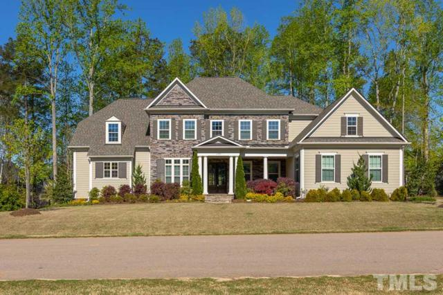 1325 Reservoir View Lane, Wake Forest, NC 27587 (#2249290) :: The Jim Allen Group
