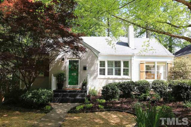 2812 Barmettler Street, Raleigh, NC 27607 (#2249295) :: RE/MAX Real Estate Service