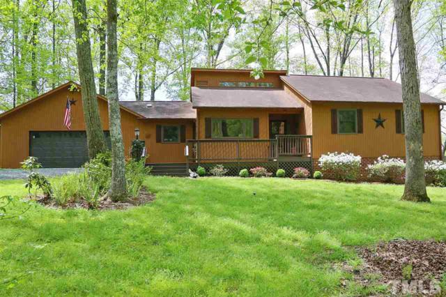 442 Roberson Creek Road, Pittsboro, NC 27312 (#2249305) :: The Amy Pomerantz Group