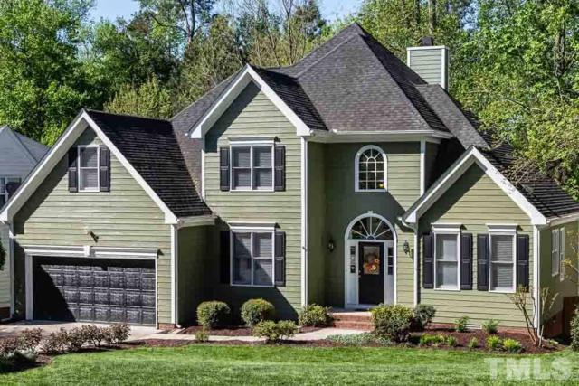 2011 Templeton Gap Drive, Apex, NC 27523 (#2249321) :: Real Estate By Design