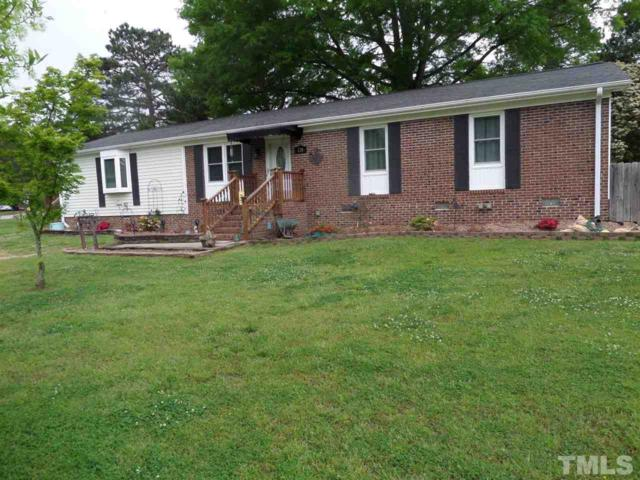 220 W Second Street, Wendell, NC 27591 (#2249336) :: Morgan Womble Group