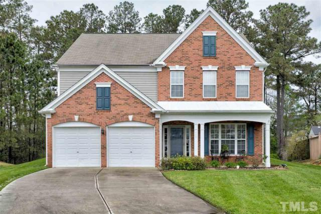 115 Vail Court, Morrisville, NC 27560 (#2249348) :: The Amy Pomerantz Group